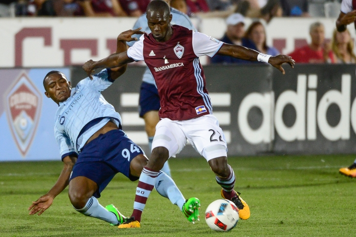 Sporting Kansas City vs. Colorado Rapids